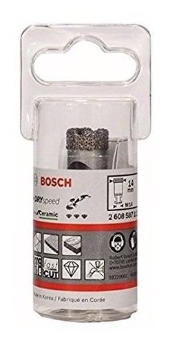 copa diamantada para amoladora porcelanato seco bosch 14mm