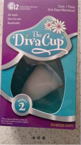 copa menstrual diva cup modelo 1