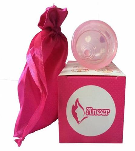 copa menstrual en silicona medica amigable con el ambiente