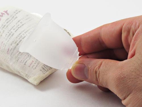 copa menstrual fleurcup 100% silicona precio por 6 unidades