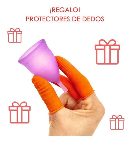copa menstrual higiene femenina