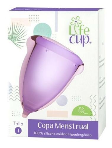 copa menstrual lifecup - unidad a $89900