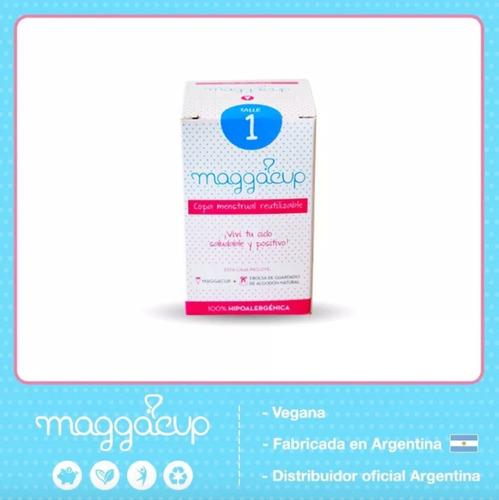 copa menstrual maggacup argentina - distribuidor oficial
