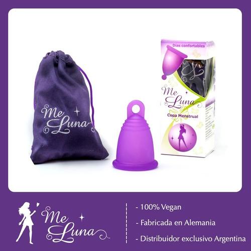 copa menstrual meluna argentina - distribuidor exclusivo
