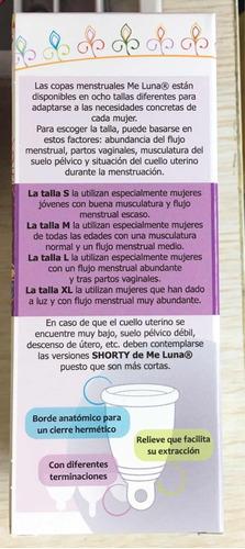 copa menstrual meluna gratis toallita ecologica
