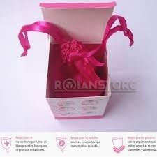 copa menstrual original con certificación fda