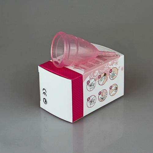 copa menstrual tallas s y l silicon grado medico tienda ccs