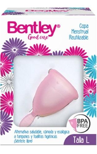 copa menstruales bentley hipoalergenica original sexshop con