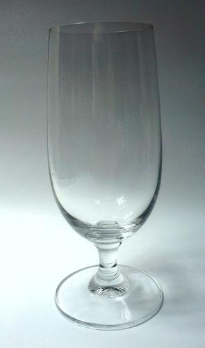 copa para vino cristal transp. logo mercedes benz