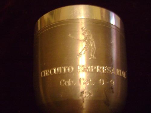 copa, trofeo, campeonato, golf, vb