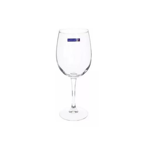 copa vino luminarc so wine cachet 580ml caja x 4 unidades