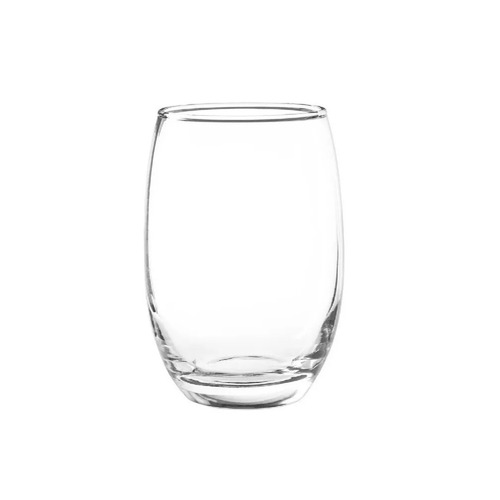 copa x6 copon sin pie tallo para vino vaso mikonos cristar