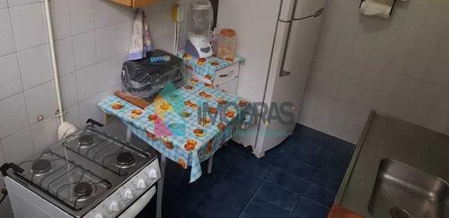 copacabana próximo metrô cantagalo, apto sala 1 quarto com dependências - cpap10514