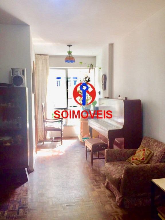 copacabana, sala, 3 quartos ref: ls-ap30229