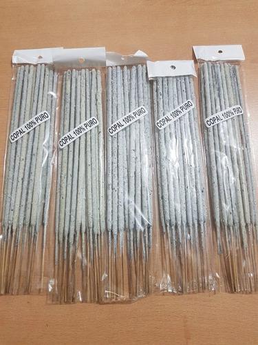 copal puro en varitas - 5 paquetes calidad premium comerkgn
