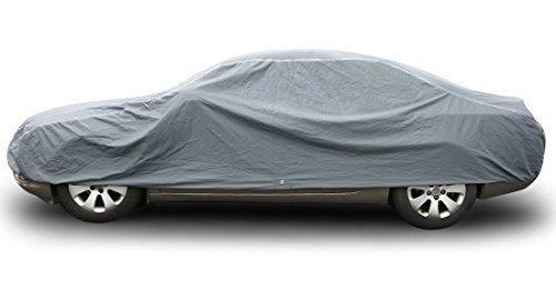 copap car covers suv sedan cover se adapta a hasta 170 pulga