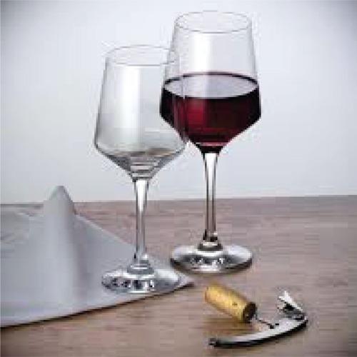 copas brunello vino vidrio nadir 390ml x 12 unidades