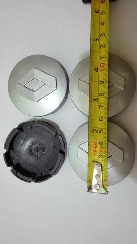 copas centrales de rin renault 5.5 cm diametro universal x4