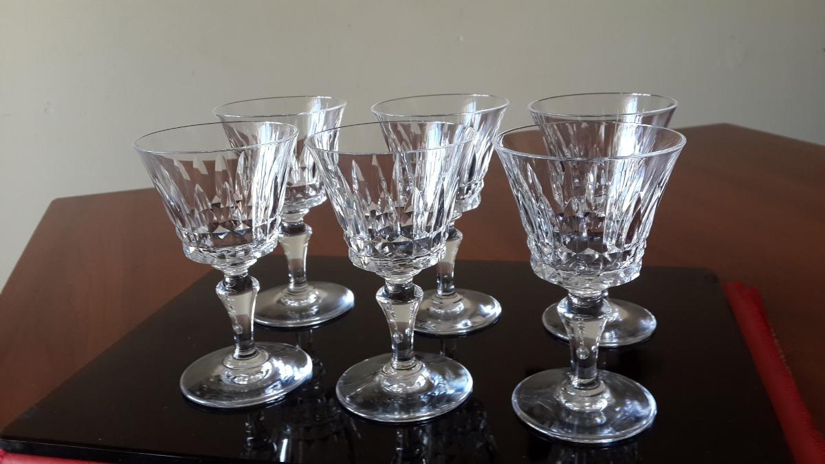 Copas cristal baccarat sellado buenos aires adidum for Copas de cristal
