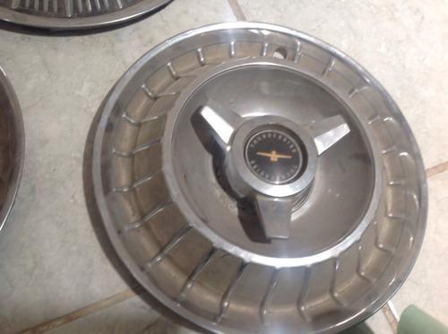 copas de rin  de ford thunderbird clásico