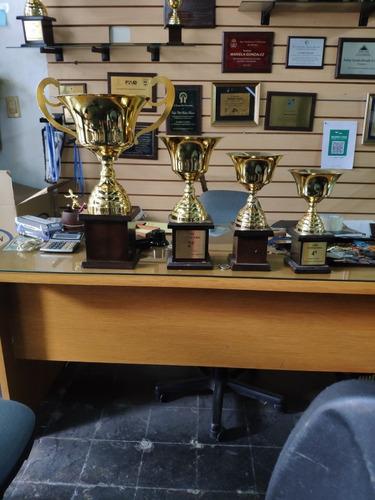 copas deportivas 1ro al 4to