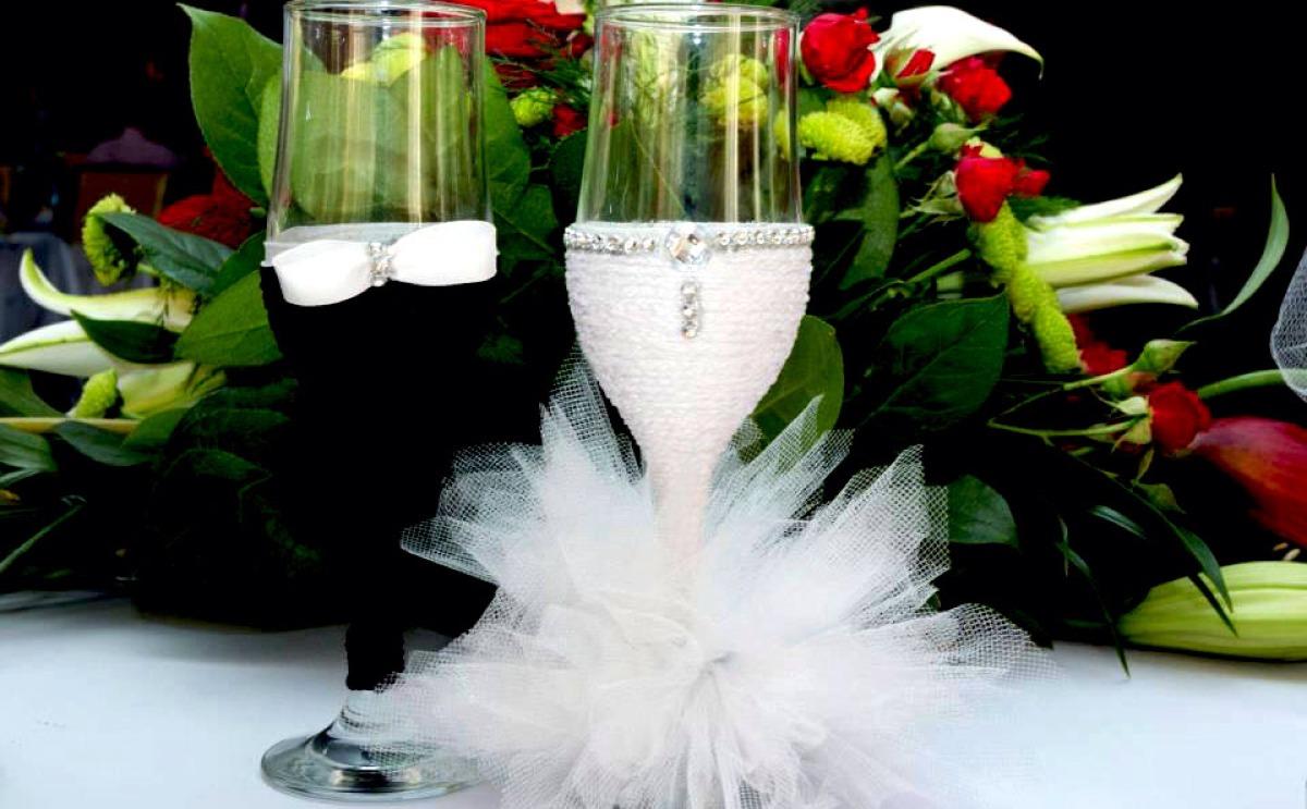 Copas para boda en mercado libre - Decorar fotografias ...