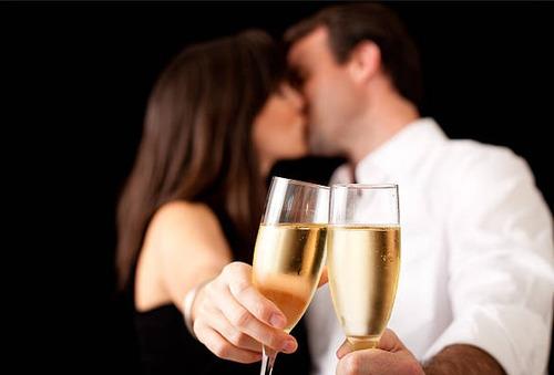 copas para champagne rcr italianas para boda elegante