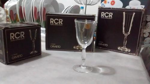 copas rcr cristal lisas