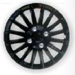 copas rin 13 de lujo color negro 5 cm alt ref 002 x 4