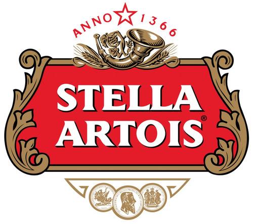 copas stella artois x 6 uni. + destapador + daga