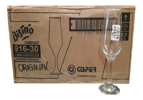 copas x 24  para champaña  cisper  916-30