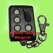 copia control remoto porton y auto