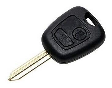 copia de llave codificada con chip de peugeot partner