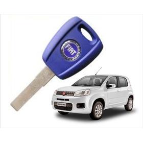 Copia De Llave Codificada Fiat Uno Way Duplicado Con Chip