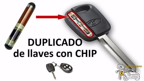copia de llave con chip,desde 35000, duplicado, programacion