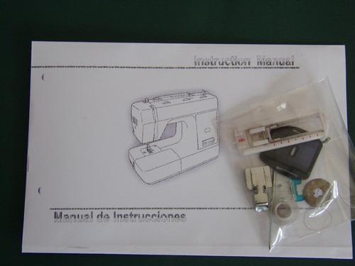copia de manuales de maquinas de coser. varias marcas !!!