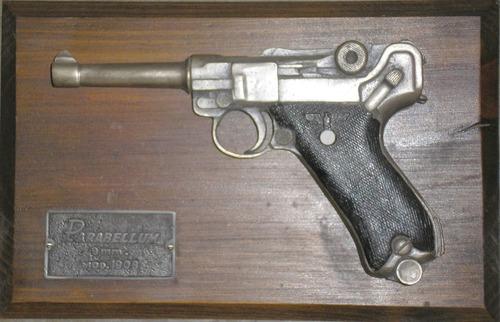 copia pistola luger  9mm
