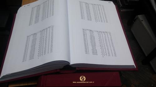 copiado de libros contables, venta, rubrica y encuadernacion