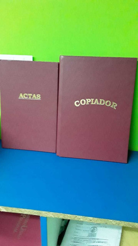 copiado de libros, rubricas, encuadernaciones, libros cont.