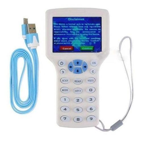 copiador y lector de tarjeta rfid id/ic frecuencia 13.56mhz
