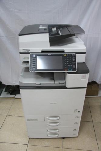 copiadora blanco y negro y color