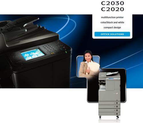 copiadora canon advance color c2230 o c2225