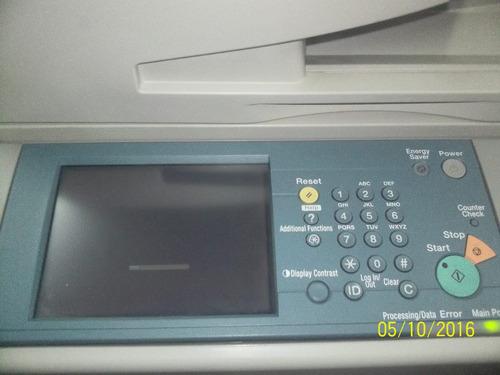 copiadora canon ir 5075 imprime, copia y escanea