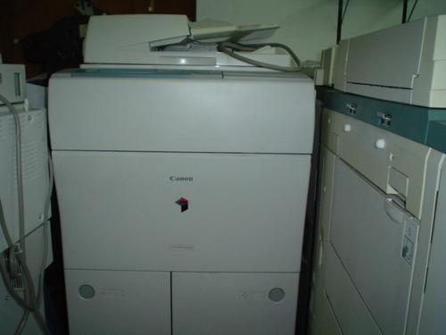 copiadora canon ir 6570 alto volumen