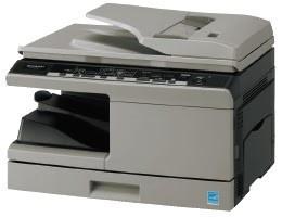 copiadora e impresora laser sharp al-2041+ un toner gratis