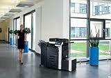 copiadora impresora a color konica minolta bizhub c-552