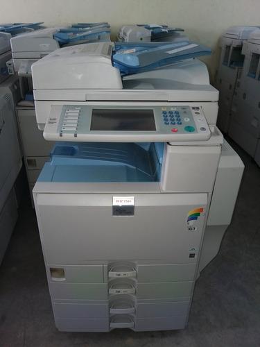 copiadora impresora a color ricoh mpc3501