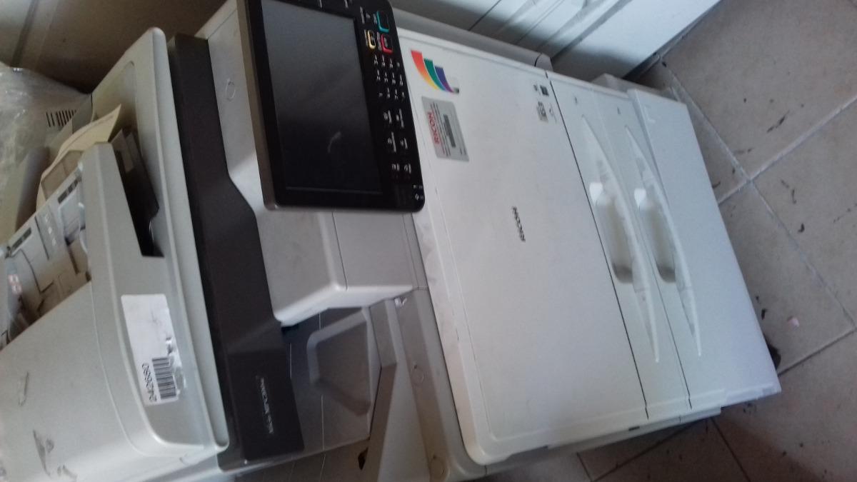 Copiadora Impresora Multifuncional Color Barata Ricoh