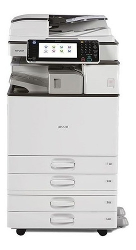 copiadora impresora ricoh mpc 300 / mpc400 color oferta