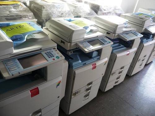 copiadora impresora ricoh mpc 3002  a3/ a4 color oferta